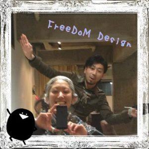 FreeDoMHairDesign@yoyogi